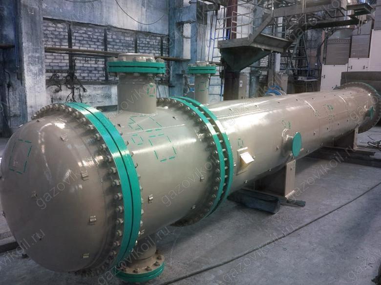 Теплообменники в нефтяной промышленности Кожухотрубный конденсатор Alfa Laval CFC 40 Киров