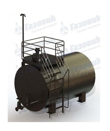Резервуары РГС-15 от компании Газовик